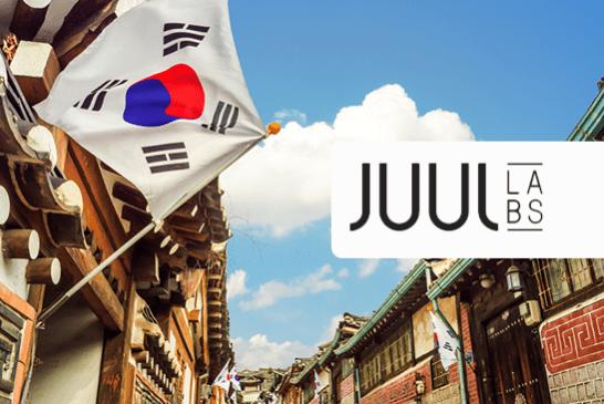 SOUTH KOREA: The e-cigarette Juul is preparing to invest the market!