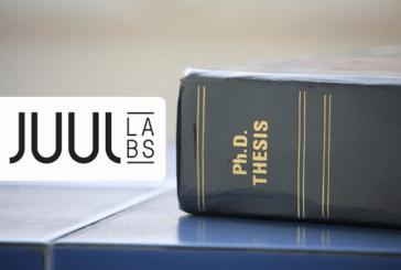 ארצות הברית: מייסדי הסיגריה האלקטרונית ג'ול מפרסמים את הסרטון של התזה המוגנת בסטנפורד.