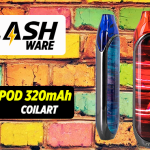 FLASHWARE : Mino Pod 320mAh (CoilArt)