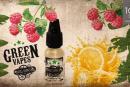 REVUE / TEST : Raspberry Fizz (Gamme Full Vaping) par Green Liquides