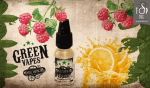 REVUE / TEST : Raspberry Fizz (Gamme Full Vaping) par Green Liquides