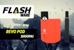 ПРОГРАММНОЕ ОБЕСПЕЧЕНИЕ: Revo Pod 400mAh (Shuopai)