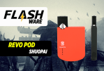 FLASHWARE:Revo Pod 400mAh(硕派)