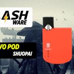 FLASHWARE : Revo Pod 400mAh (Shuopai)