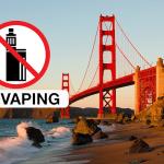 ארצות הברית: סן פרנסיסקו מתכננת לאסור מכירה של סיגריות אלקטרוניות בהמתנה להחלטות ה- FDA.