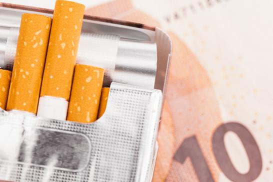 FRANCE : Nouvelle augmentation du prix des cigarettes ce vendredi !