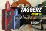 מידע נוסף: Taggerz 200W TC (Smoant)