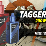 INFO BATCH : Taggerz 200W TC (Smoant)