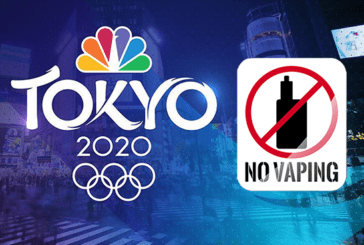 JAPAN: The e-cigarette banned for the Tokyo Olympics and Paralympics 2020