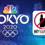 JAPON : L'e-cigarette bannie pour les jeux Olympiques et Paralympiques de Tokyo 2020