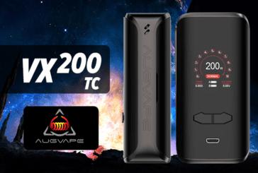 ΠΛΗΡΟΦΟΡΙΕΣ ΠΑΡΤΙΔΩΝ: VX200 (Augvape)