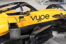 """ECONOMÍA: el logotipo """"Vype"""" aparecerá en el F1 McLaren en el Gran Premio de Bahrein"""