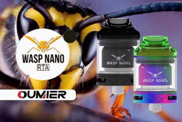 INFORMAZIONI SUL LOTTO: Wasp Nano RTA (Oumier)