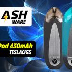 FLASHWARE: WYE Pod 430mAh (Teslacigs)