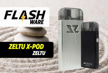 FLASHWARE: Zeltu X-Pod (Zeltu)