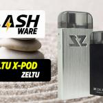 FLASHWARE: זלטו X-Pod (זלטו)