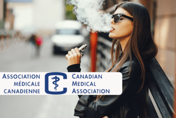 CANADA: La Canadian Medical Association vuole stringere regolamenti della Vape!