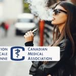 CANADA: La Canadian Medical Association vuole stringere regolamenti della Vape!