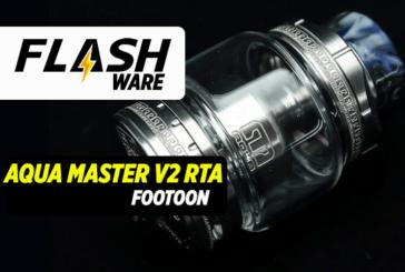 FLASHWARE: Aqua Master V2 RTA (Footoon)