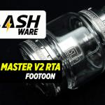 FLASHWARE : Aqua Master V2 RTA (Footoon)
