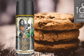 REVUE / TEST : Butterscotch Cookies (Gamme Beast Flava) par MY'S Vaping