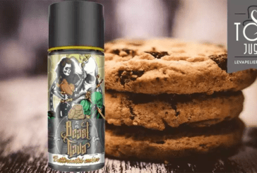 REVUE / TEST : Butterscotch Cookies (Gamme Beast Flava) par MY'S Vaping