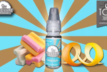 REVIEW / TEST: Candy Gum by Home Vape