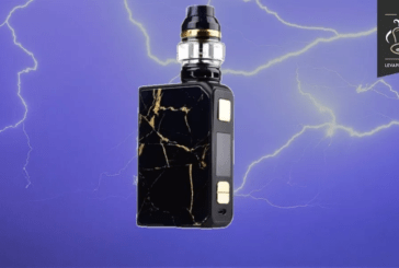 REVIEW / TEST: Lux 200 Kit - Lux Tank by Coilart
