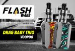 ПРОГРАММНОЕ ОБЕСПЕЧЕНИЕ: Drag Baby Trio 25W (Voopoo)