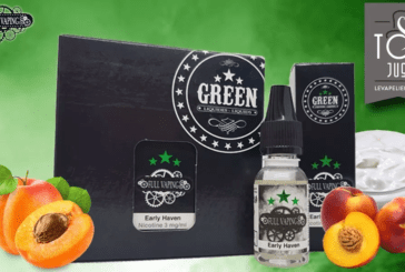 REVIEW / TEST: Early Haven (Full Vaping Range) by Green Liquids