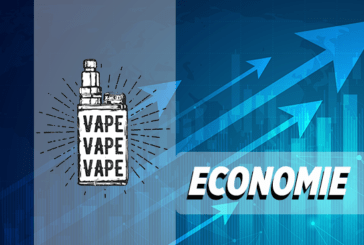ECONOMY: Average annual growth of 22% for the e-cigarette market between 2019 and 2024.