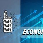 ЭКОНОМИКА: Среднегодовой рост 22% для рынка электронных сигарет между 2019 и 2024.