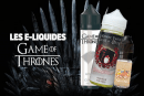PARLONS E-JUICE : « Winter is coming », les e-liquides autour de l'univers « Game of Thrones »
