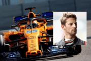 SOCIETY: F1 pilot Romain Grosjean talks about e-cigarette sponsorship.