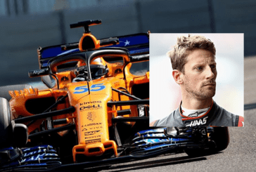 SOCIETY: F1 pilot Romain Grosjean talks about e-cigarette sponsorship.