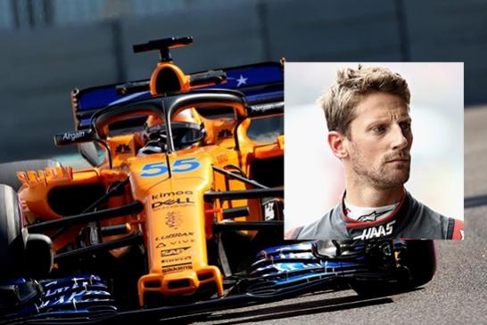 GESELLSCHAFT: F1-Pilot Romain Grosjean spricht über das Sponsoring von E-Zigaretten.