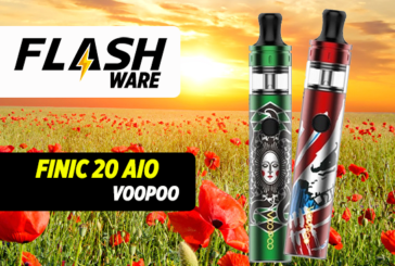 FLASHWARE: סיום 20 AIO (Voopoo)