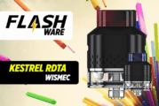 FLASHWARE: Kestrel RDTA (Wismec)