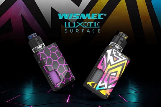 BATCH INFO: Luxotic Surface (Wismec)