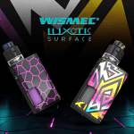 INFO BATCH : Luxotic Surface (Wismec)