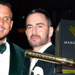 """אנשים: """"קנביס"""" סיגריות אלקטרוניות מותאמות אישית לחתונתו של מארק ג'ייקובס"""
