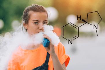 מחקר: צעירים אינם מבינים בהכרח את נוכחות הניקוטין בסיגריות אלקטרוניות.