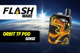 FLASHWARE: Orbit TF Pod (Αίσθηση)