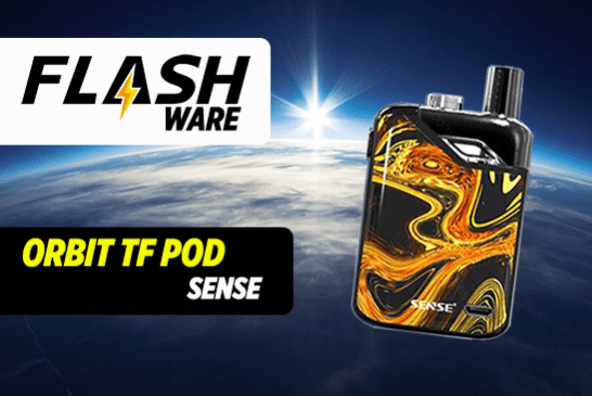 FLASHWARE: Orbit TF Pod (Αίσθηση)