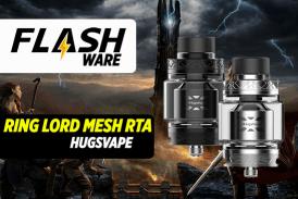 FLASHWARE : Ring Lord Mesh RTA (Hugsvape)