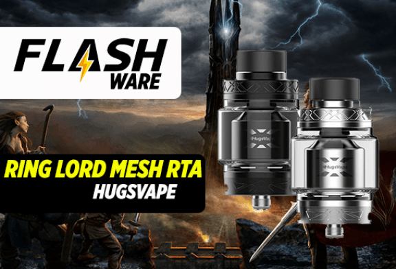 FLASHWARE: Ring Lord Mesh RTA (Hugsvape)