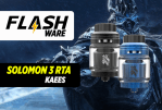 FLASHWARE : Solomon 3 RTA (Kaees)