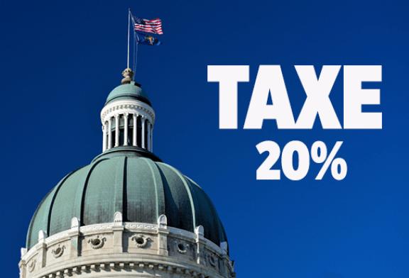 VEREINIGTE STAATEN: Indiana bereitet sich auf die Erhebung einer 20-Steuer auf den Vape vor!