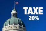 STATI UNITI: Indiana si sta preparando a imporre una tassa 20% sullo svapo!