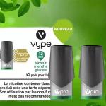 סקירה / בדיקה: קרח מנטה (V Pro טווח) על ידי Vype